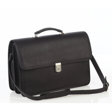Oversized Briefcase with Multiple Compartments