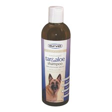 Naturals Tar and Aloe Dog Shampoo in Blue - 17 oz.