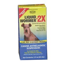 Liquid Dog Wormer-2X