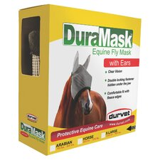 Duramask Fly Mask with Ears