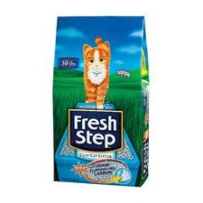 Regular Clay Cat Litter (35 lbs)