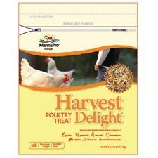 Harvest Delight Poultry Treat - 2.5 lbs