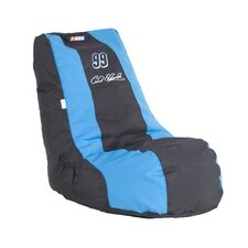 <strong>X Rocker</strong> NASCAR with Signature Video Bean Bag Lounger