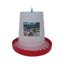 Poultry Feeder in Plastic