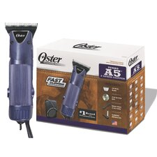 <strong>Oster Corporation Pet</strong> Turbo A5 2 Speed Clipper