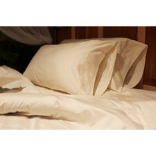 <strong>Sleep & Beyond</strong> Organic 300 Thread Count Pillow Case