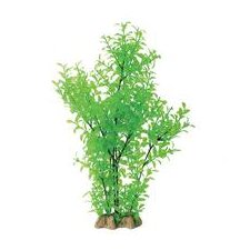 Natural Elements Green Ludwigia Aquarium Ornament in Green