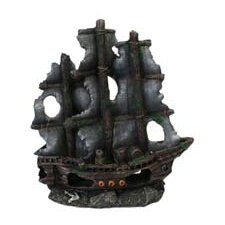 <strong>Pure Aquatic</strong> Tradewinds Terror Ship Ornament