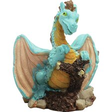 Design Elements Azure Dragon Ornament