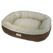 Canine Cocoon Premium Bolster Dog Bed