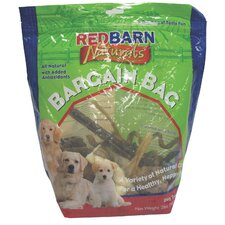 "13.75"" Naturals Bargain Bag Dog Treat"