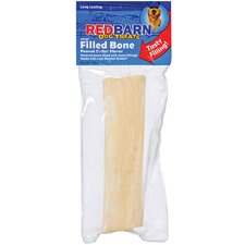 Filled Cheese and Bacon Bone Dog Treat