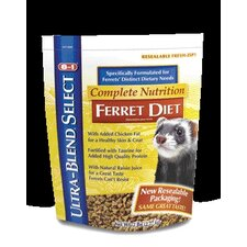 Ferret Ultra-Blend Diet Food - 2 lbs