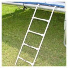 "36"" Two Rung Step Trampoline Ladder"