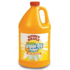 Orange Oxy Dog Stain and Odor Remover - 1 Gallon
