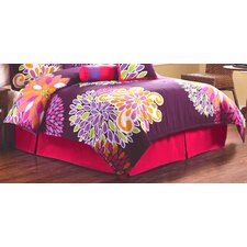 <strong>1st Apartment</strong> Flower Show Comforter Set