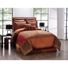 Birchwood 8 Piece Comforter Set