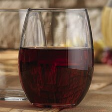 Goblet Stemless Wine Glass (Set of 12)