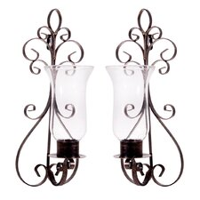 Pear Wall Sconce (Set of 2)