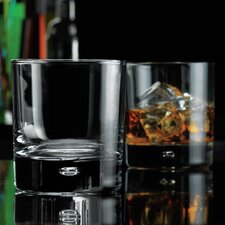 Mix Bubble 10 oz. Double Old Fashioned Glass (Set of 4)