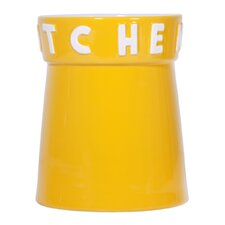 "Bright 7.5"" Utensil Crock"