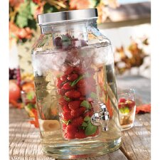 1.5 Gal Del Sol Infuser Jug Dispenser