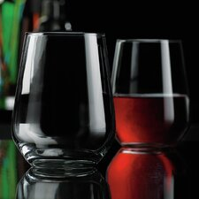 <strong>Home Essentials</strong> Mix 13 oz. Stemless Goblet (Set of 4)