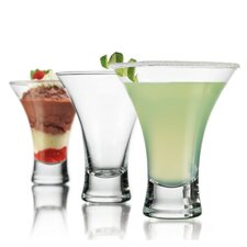 5 oz. Flare Martini Glass (Set of 6)