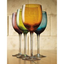 Tuscana 12 oz. White Wine Glass (Set of 4)