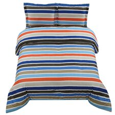 Fisher Stripe Comforter Set