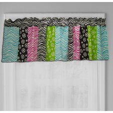 "Peace Sign 70"" Curtain Valance"