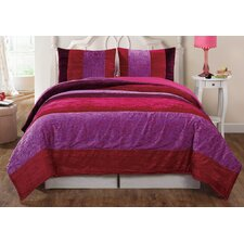 <strong>Bed Ink</strong> Skyway 2 Piece Comforter Set