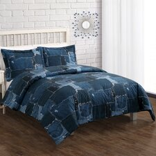 Jean Patch Comforter Set