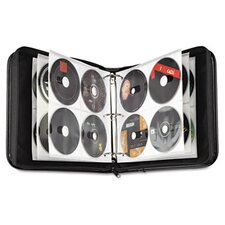 <strong>Case Logic</strong> CD/DVD Expandable Binder, Holds 208 Disks