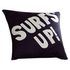 Catch a Wave Surfs Up Pillow