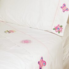 Annas Dream 200 Thread Count Sheet Set
