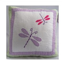 Dragonfly Butterfly Pillow