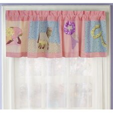 <strong>My World</strong> Giddy Up Cotton Blend Curtain Valance