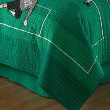Soccer 3 Piece Quilt Set