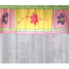 <strong>My World</strong> Sweet Helen Cotton Curtain Valance