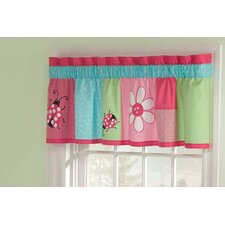 Gardeners Friend Cotton Curtain Valance