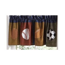 "Classic Sports 70"" Curtain Valance"