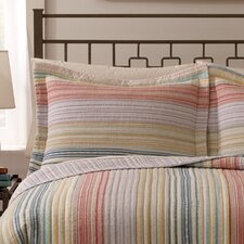 Retro Stripe Sham