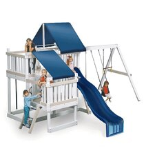Congo Monkey White and Sand Playsystem 2