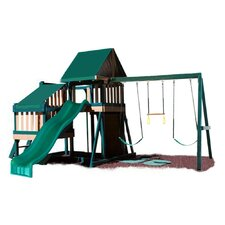 Congo Monkey Green and Cedar Playsystem 2