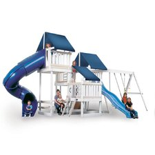 <strong>Kidwise</strong> Congo Monkey White and Sand Playsystem 4