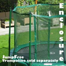 15' Safety Enclosure for Trampoline