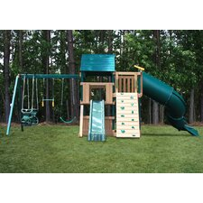 Congo Explorer Tree House Climber Play System