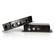 Composite Video and Audio Cat5 Extender