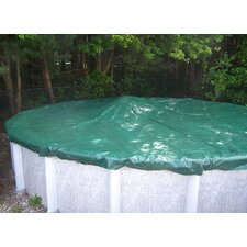 Supreme Winter Round Above Ground Pool Cover